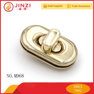 Fashion Bag Accessories Small Cute Combination Turn Lock pictures & photos
