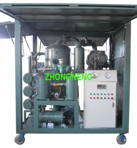 Chinese High Vacuum Transformer Oil Purification Unit, Oil Purifier Machine pictures & photos