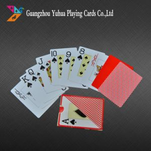 High Quality Custom Texas Plastic Playing Cards for Casino pictures & photos