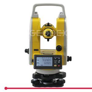 "Electronic Theodolite Angular Accuracy 2"" with Laser Plummet pictures & photos"