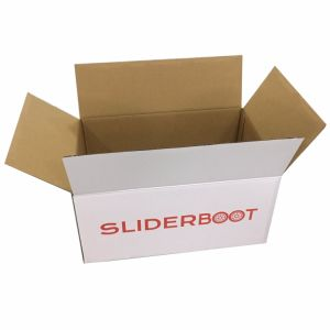 Full Overlap Heavy Packaging Corrugated Shipping Carton pictures & photos