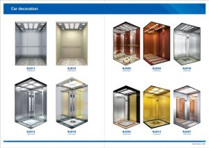German Brand Srh Commercial Passenger Elevator pictures & photos