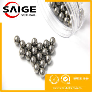 Variation Size and Grade Ss Steel Ball for Bearing pictures & photos