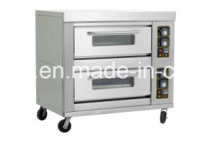 Single Layer One Tray Gas/Electric Oven for Baking pictures & photos