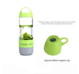 Wholesale Waterproof Wireless Bluetooth Speaker with Power Bank 3000mAh pictures & photos