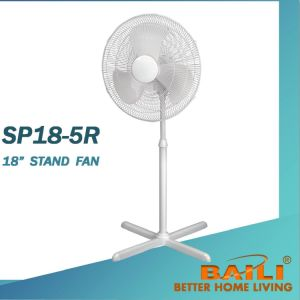 "18"" Oscillating Stand Fan with Powerful Airflow pictures & photos"