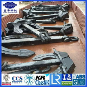 Steel Casting Japan Stockless Anchor with CCS, ABS, Lr, Gl, BV, pictures & photos