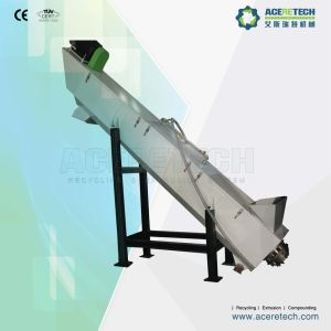 Low Energy-Consumption Low Speed Friction Washer for Plastic Recycling Washing pictures & photos