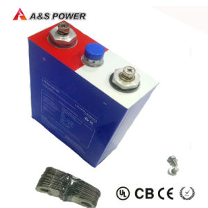 Rechargeable 3.2V 100ah Lithium LiFePO4 Battery Cell with 3c Discharge Current pictures & photos