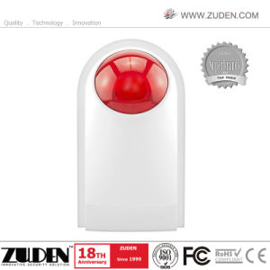 Wireless GSM Home Security Alarm with Touch Keypad Screen pictures & photos