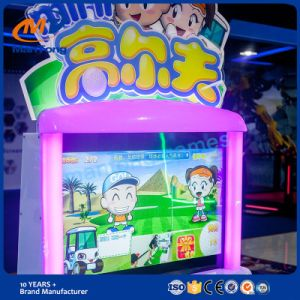 Coin Operated Mini Golf Game Machine for Amusement Park pictures & photos