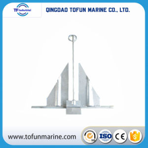 Hot DIP Galvanized Grapnel Slip Ring Anchor (TFGA08050) pictures & photos
