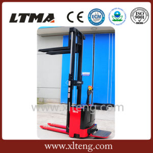 Ltma 2016 New 1.2t Electric Stacker with Battery pictures & photos