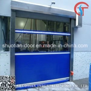 Industrial Soft PVC High Performance Traffic Door (ST-001) pictures & photos