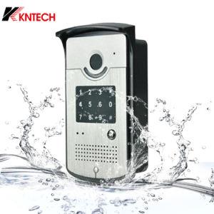 Koontech SIP / IP Video Door Phone with HD Camera pictures & photos