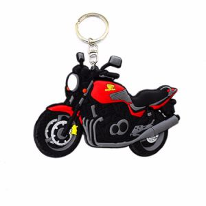 Hot Sell PVC Keychain for Christmas Gifts (YB-k-041) pictures & photos