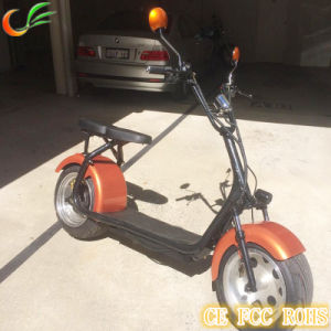 Cool City Transport Motorbike Big Wheel off Road E Bike for Adults Produced in China pictures & photos