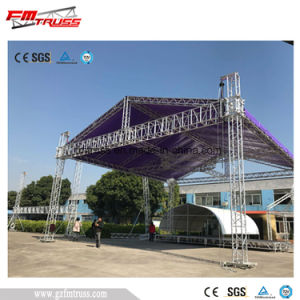 Stage Lighting Truss Project for All Kinds Event Used pictures & photos