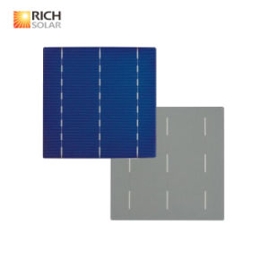 High Efficency Poly Solar Cell of 156mm*156mm