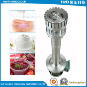 High Quality High Shear Vacuum Emulsifying Machine for Chocolate pictures & photos