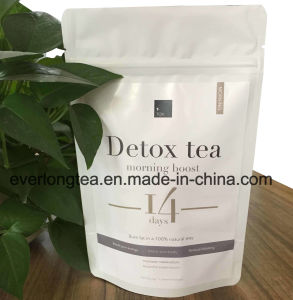 Green Tea Detox Weight Loss Tea (Morning Boost Tea 14day Infusions) pictures & photos