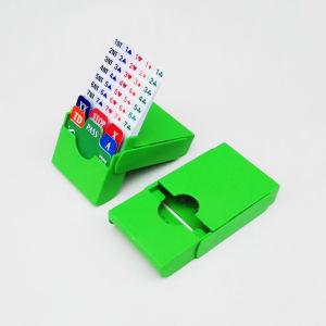 High Quality Bidding Box Set for Bridge Championships pictures & photos