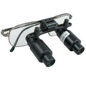 6X Zoom Dental Magnifier Loupes-Alisa pictures & photos