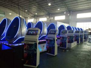 Interactive 9d Vr Cinema Egg Machine Simulator for KTV / Club 220V pictures & photos