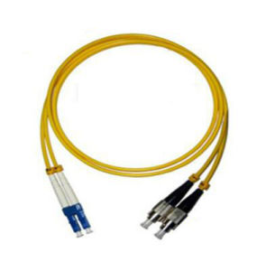 LC-FC Fiber Optic Patchcord Singlemode 9/125 Duplex pictures & photos
