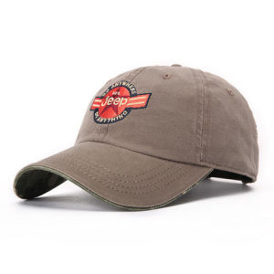 Baseball Cap with Custom Embroidery Logo pictures & photos