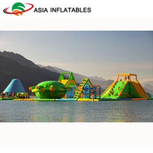 Crazy Inflatable Aqua Park/ Water Amusement Park Sea Play Games pictures & photos
