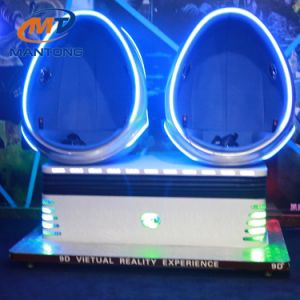 5D Cinema System Simulator Game Machine 9d Vr Chair for Sale pictures & photos