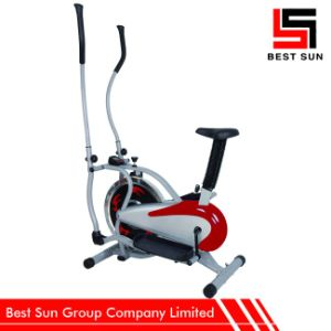 Outdoor Elliptical Bike, Durable Fitness Cross Trainer pictures & photos