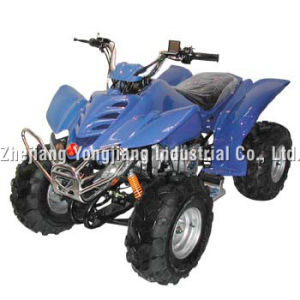 110CC Dinosaur ATV/Quads For Younger (BK-110A Blue)