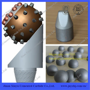 Oil Drill Bit Use Yg11 Tungsten Carbide Parabolic Buttons pictures & photos