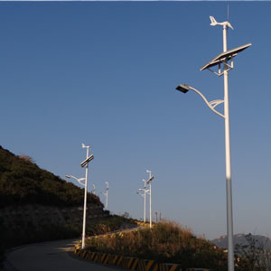 Wind Solar Street Light pictures & photos