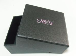 Textured Leather Gift Boxes