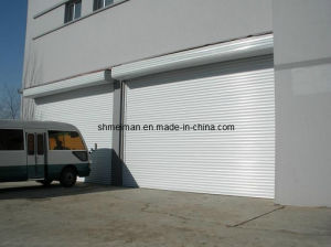 Rolling Shutter Door -4 / CE Certifed pictures & photos
