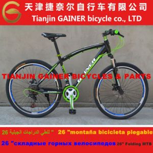 "Tianjin 26"" MTB Bicycle 21s Derailleur for Shimano pictures & photos"