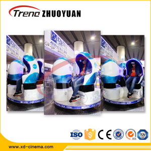 Zhuoyuan Virtual Reality Equipment 9d Egg Vr Cinema pictures & photos