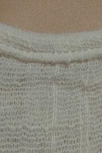 100% Cotton Gauze Vest