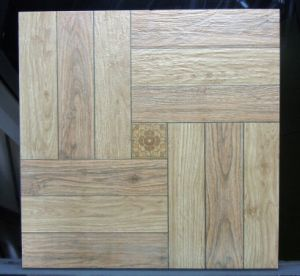 400X400 Wooden Look Flooring Tile (YR7208) pictures & photos
