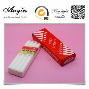 Cheap Price China 12g White Candle in Hot Selling pictures & photos