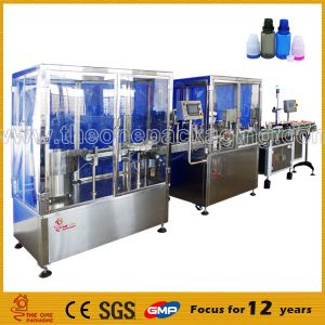 E-Liquid Filling Machine/Liquid Filling Machine/E-Cigarette Filling Machine/E-Juice Filling Machine