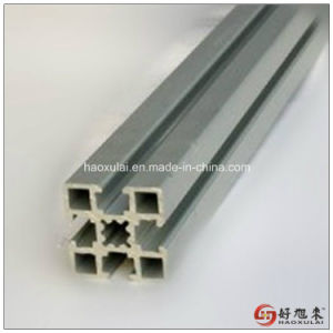 Industrial Extruded Aluminum Profile with Anodization