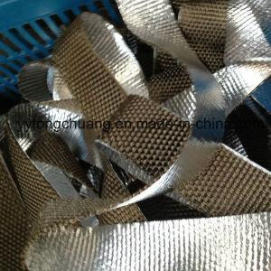 Lava Thermal Insulation Basalt Fiber Tape with Aluminium pictures & photos