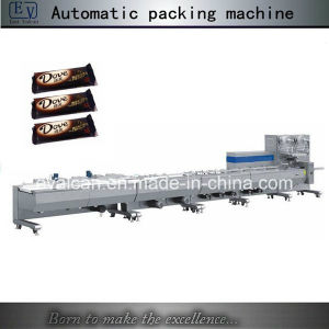 High Speed Horizontal Chocolate Bar Wrapping Machine pictures & photos