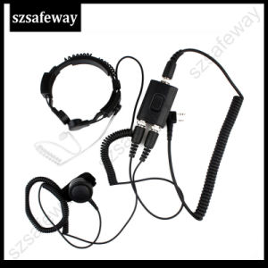Military Throat Microphone Headset for Kenwood Tk3160, Tk-3170 pictures & photos