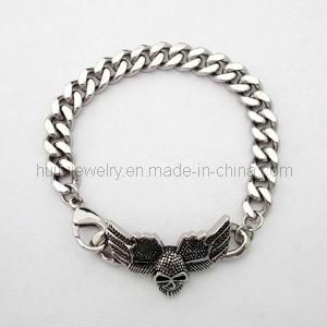 Gothic Bike Man Bangle Jewelry pictures & photos