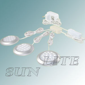 3.5W 4W 4.5W Fancy Round LED Cabinet Lamp (CE, RoHS)